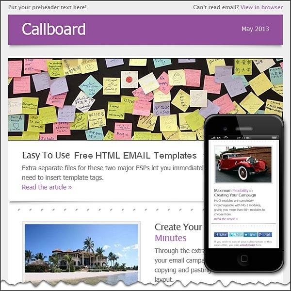 callboard