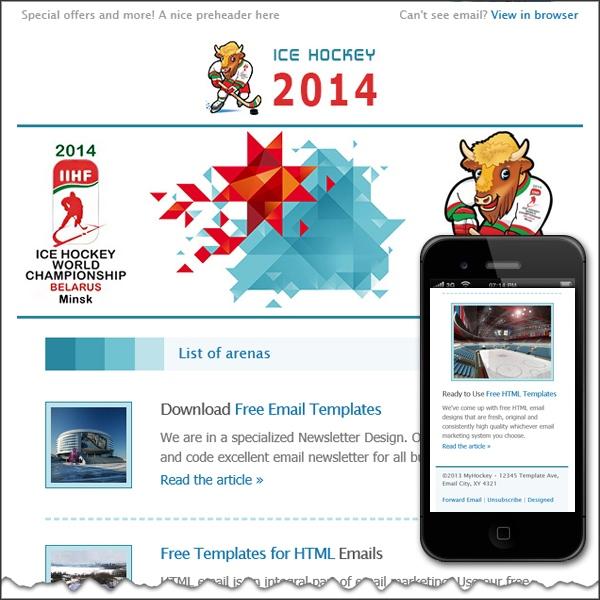 IIHF World Championship 2014